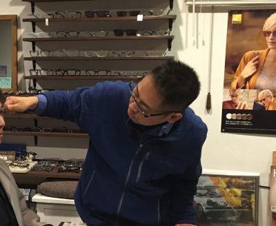 土屋商店/メガネのつちや/土屋新聞店/土屋自転車商会